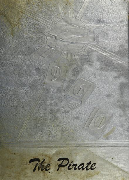 1960 Pasco High School Yearbook Cover