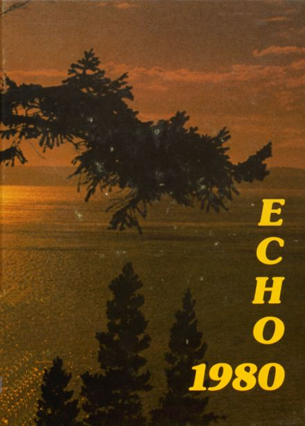 1980 Edmonds High School Yearbook Cover