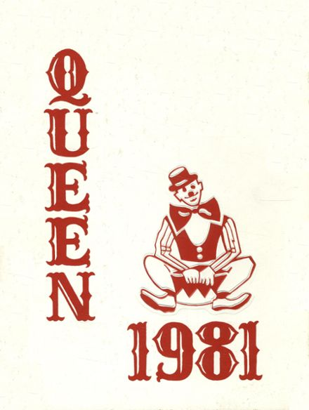 1981 Bishop O'Reilly High School Yearbook Cover