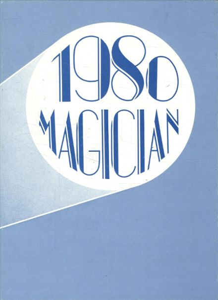 1980 Muncie Central High School Yearbook Cover