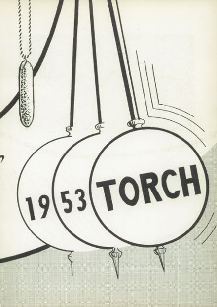 1953 Dormont High School Yearbook Page 7