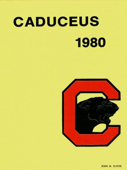 1980 Chico High School Yearbook Cover