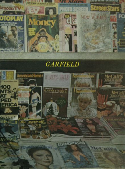 1976 James Garfield High School Yearbook Cover