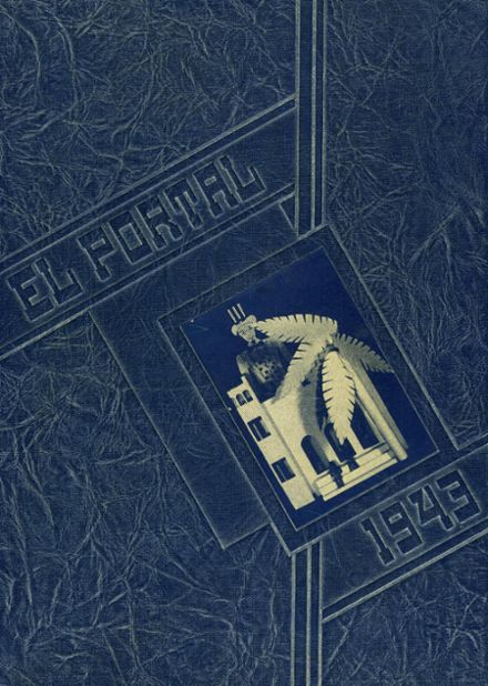 1943 Tracy High School Yearbook Cover