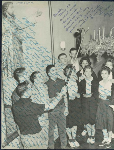 1961 St. Teresa's Academy Yearbook Page 2