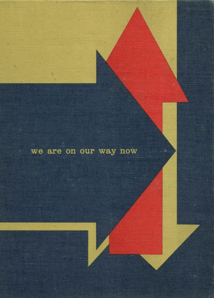 1974 Northwest High School Yearbook Cover