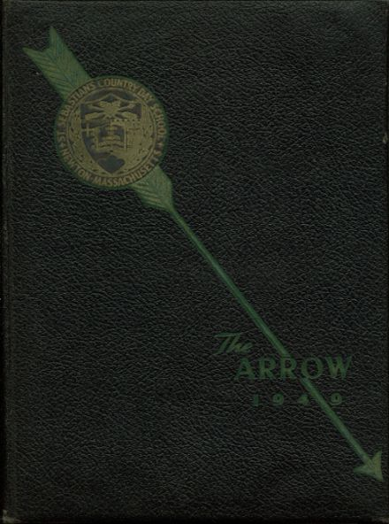 1949 St. Sebastian's Country Day School Yearbook Cover