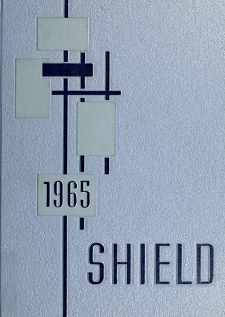 1965 Bishop O'Connell High School Yearbook Cover