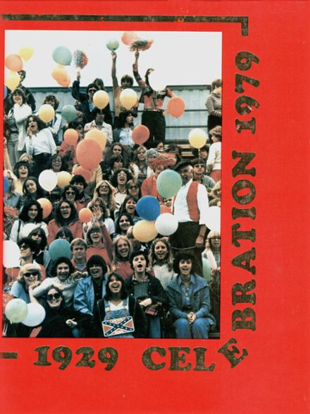 1979 Horlick High School Yearbook Cover