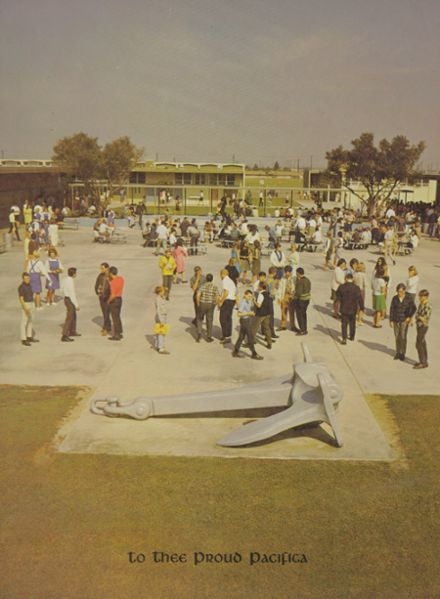 Explore 1967 Pacifica High School Yearbook Garden Grove