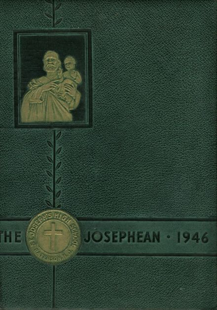 1946 St. Joseph's High School Yearbook Cover
