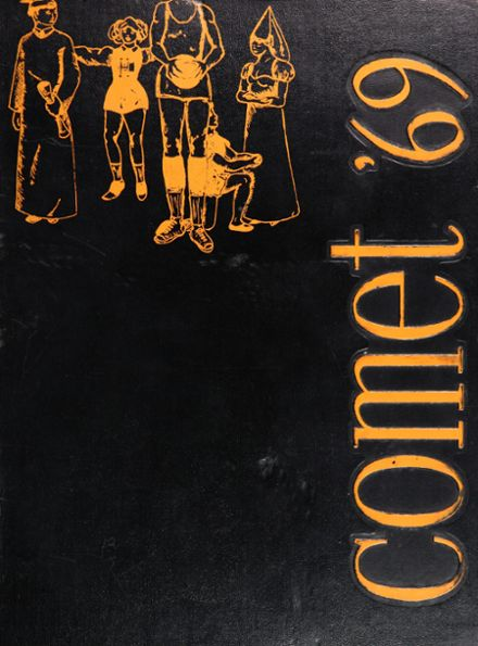 1969 Hicksville High School Yearbook Cover