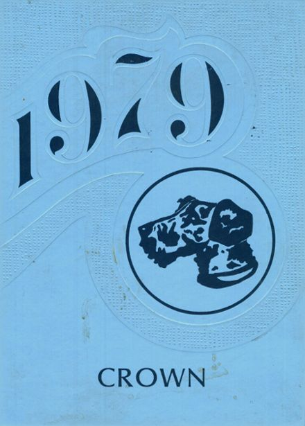 1979 St. Mary's Academy Yearbook Cover