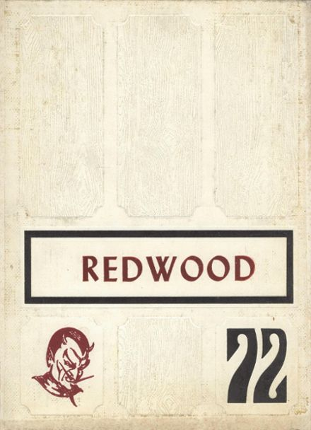 1972 Crestwood High School Yearbook Cover