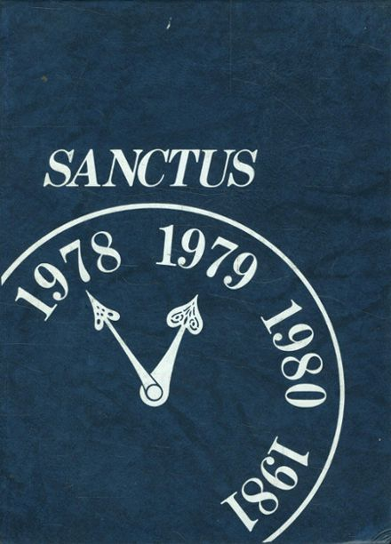 1979 Saint Andrew's Episcopal School Yearbook Cover