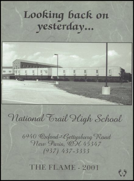 2001 National Trail High School Yearbook Page 5