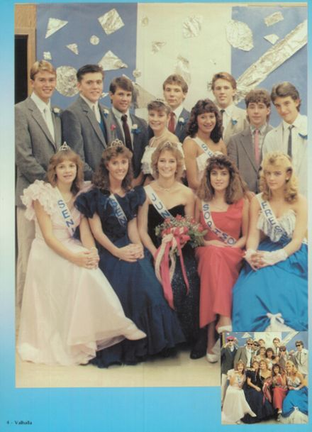 Chase 7 prom dresses 1987