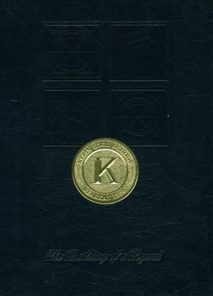 1996 Klein High School Yearbook Cover