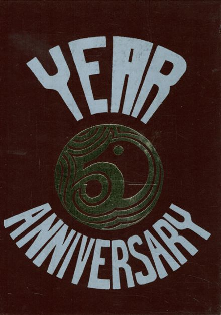 1977 St. Luke's School Yearbook Cover
