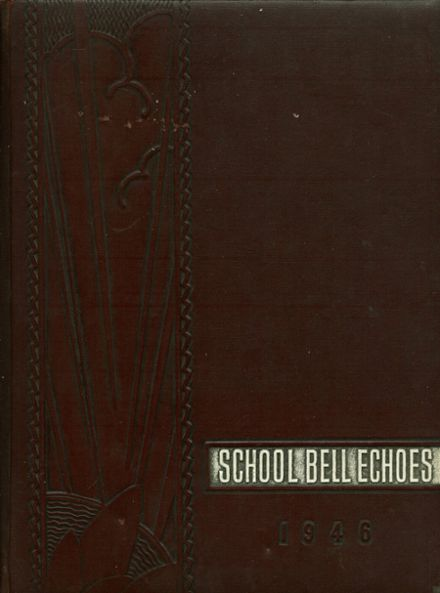 1946 Baugo Township School Yearbook Cover