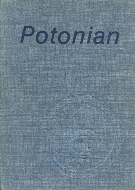 1978 Poteau High School Yearbook Cover