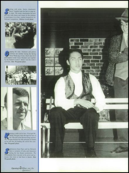 Nimitz High School Yearbook 4 5 1991 Nimitz High School