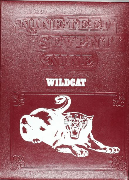 1979 Callisburg High School Yearbook Cover
