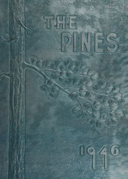 1946 Traverse City High School Yearbook Cover