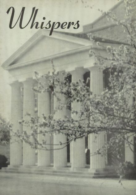1954 Episcopal High School Yearbook Page 6