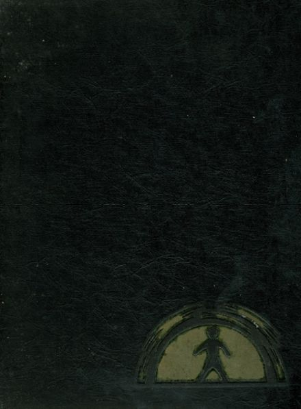 1971 New Hanover High School Yearbook Cover