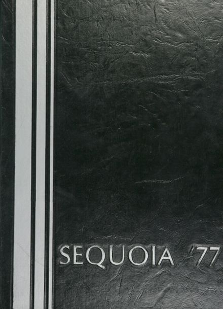 1977 Eureka High School Yearbook Cover