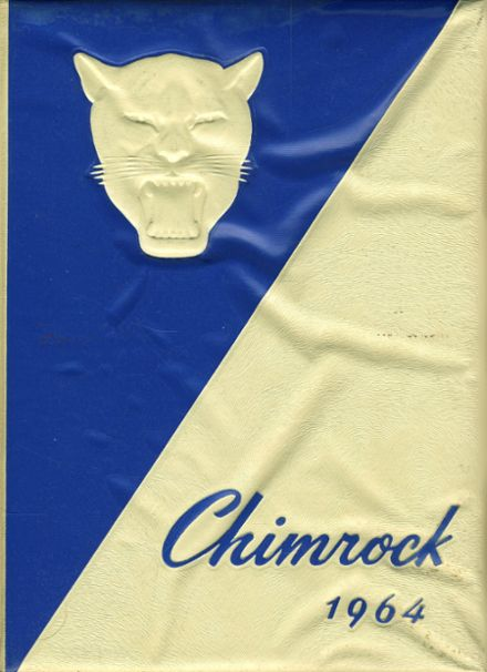 1964 Hollidaysburg High School Yearbook Cover