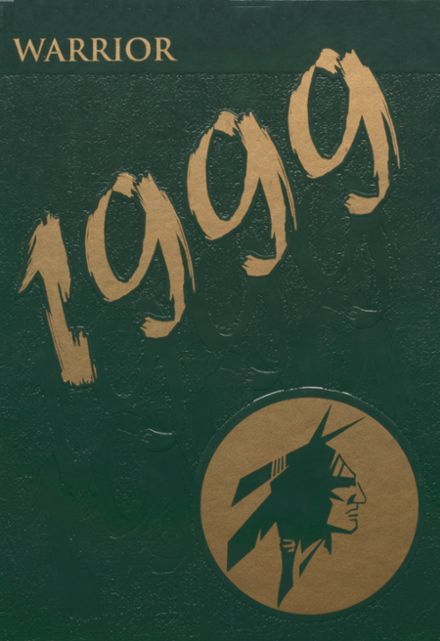1999 Catoosa High School Yearbook Cover