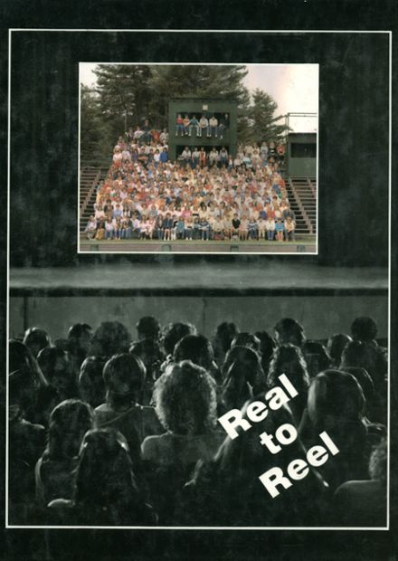 1988 Keene High School Yearbook Cover