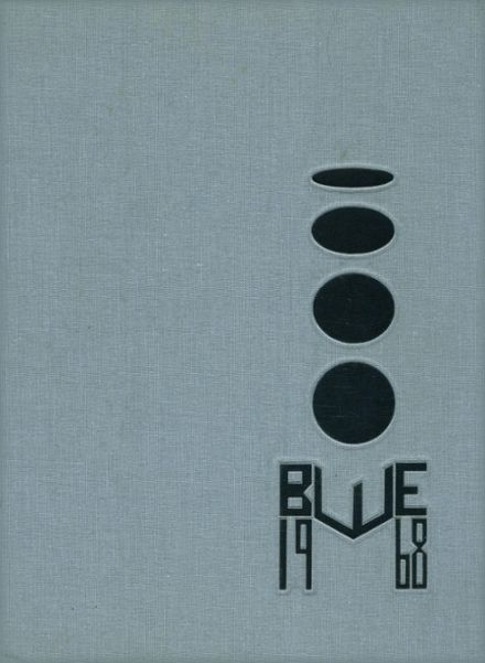 1968 Manhattan High School Yearbook Cover