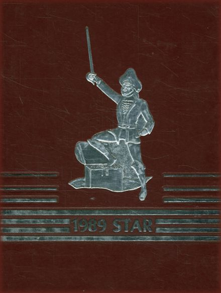 1989 St. Joseph's Collegiate Institute Yearbook Cover