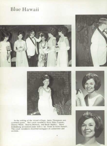 Explore 1969 Lincoln High School Yearbook Cambridge City