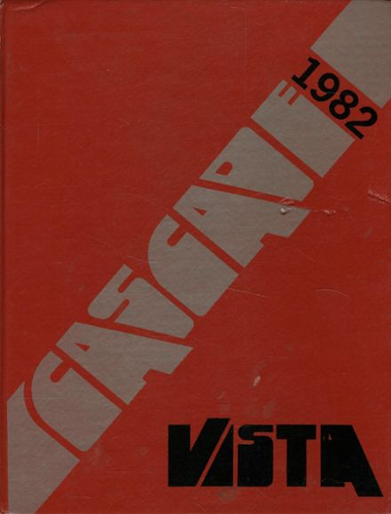 1982 Cascade High School Yearbook Cover
