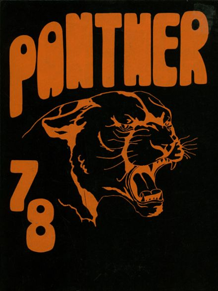 1978 Central High School Yearbook Cover