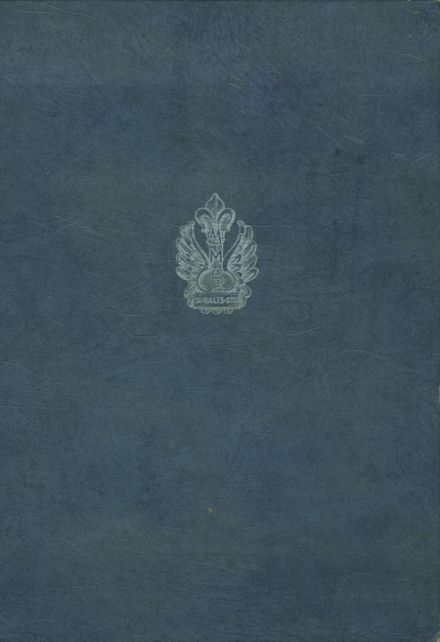 1932 St. Mary's High School Yearbook Cover