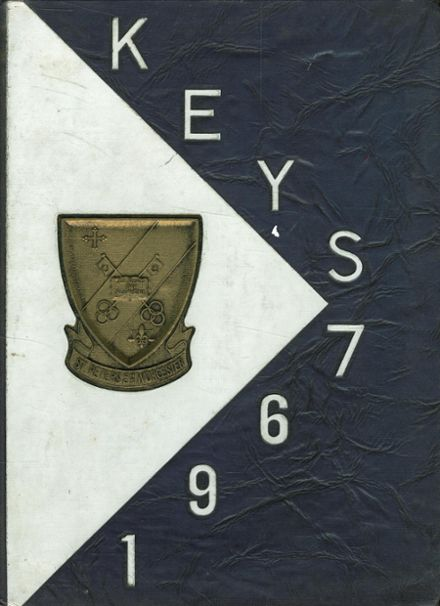 1967 St. Peter's Central High School Yearbook Cover