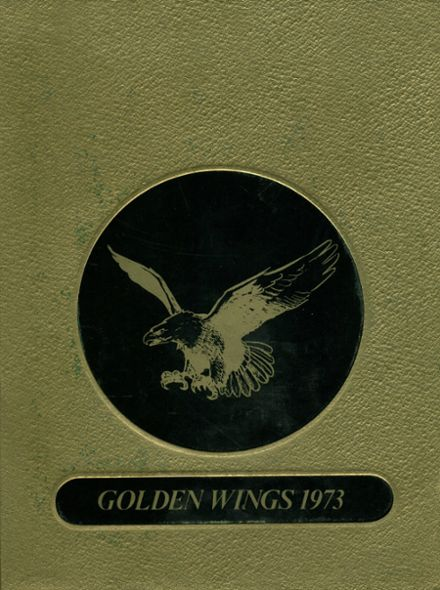 1973 McCluer High School Yearbook Cover
