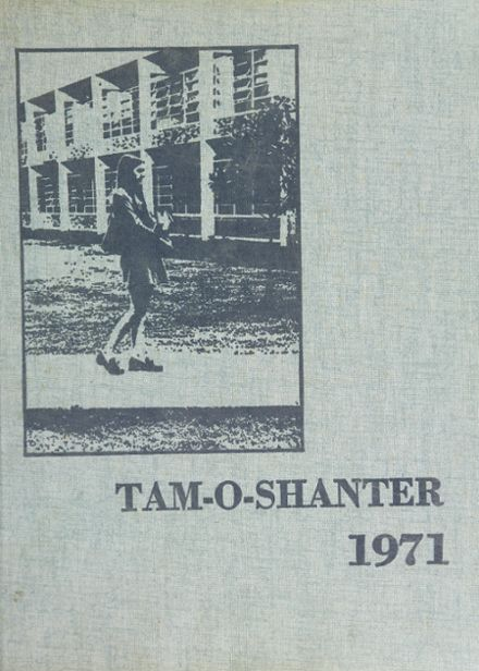 1971 Riverdale High School Yearbook Cover