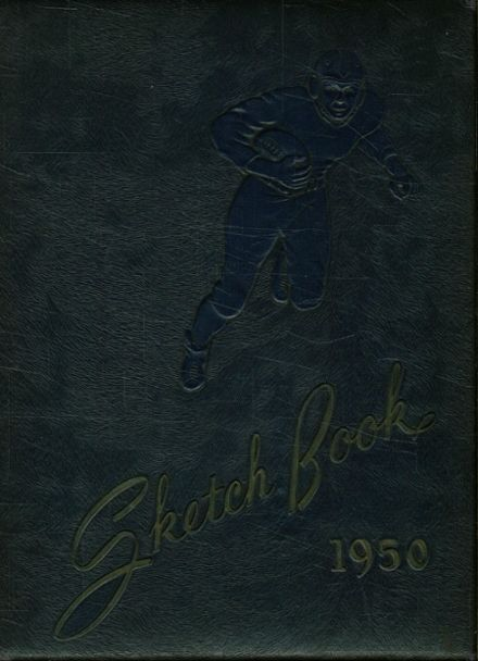 1950 Westinghouse High School Yearbook Cover