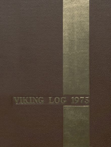 1975 Northeast High School Yearbook Cover