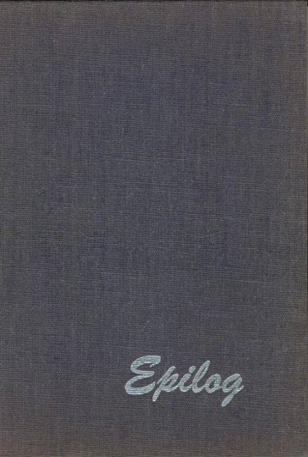 1950 Midwood High School 405 Yearbook Cover