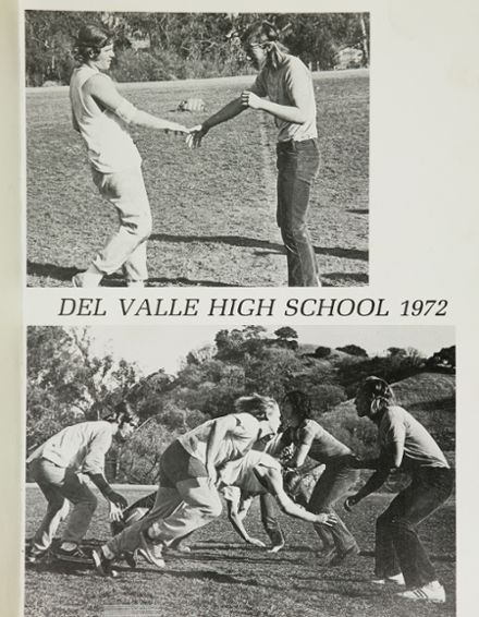 Explore 1972 Del Valle High School Yearbook, Walnut Creek ...