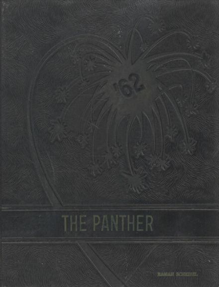 1962 O'Fallon Township High School Yearbook Cover
