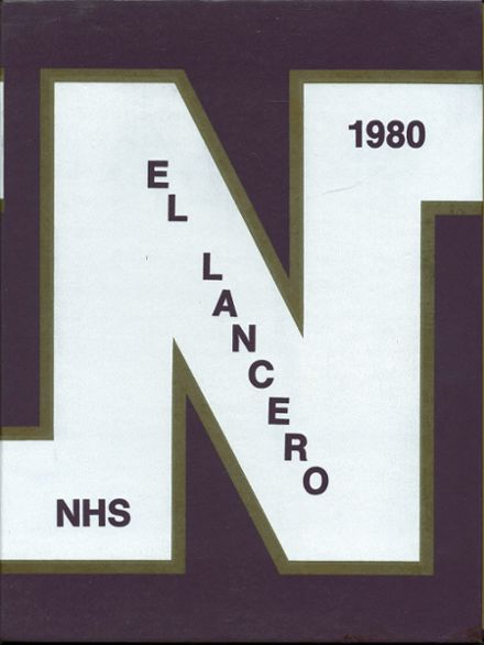 1980 Norwalk High School Yearbook Cover