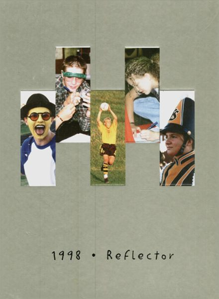 1998 Lees Summit High School Yearbook Cover